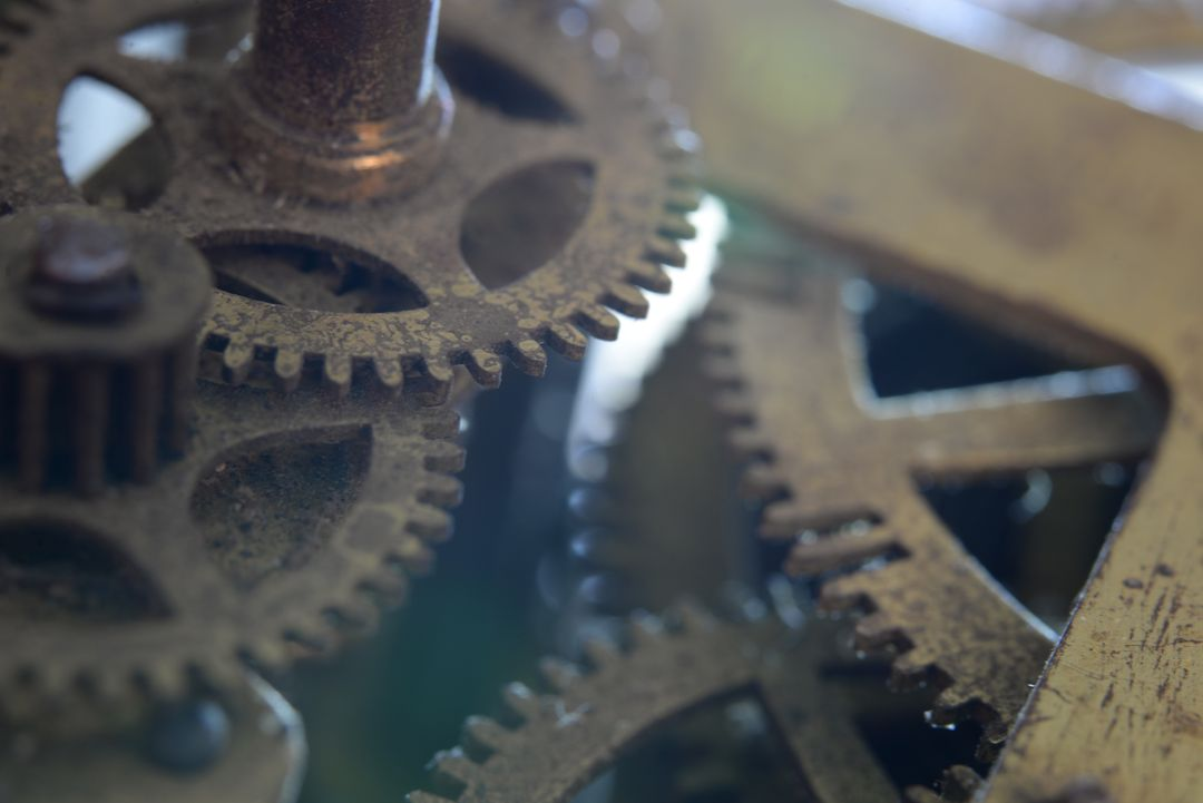 Gear Mechanism Gearing