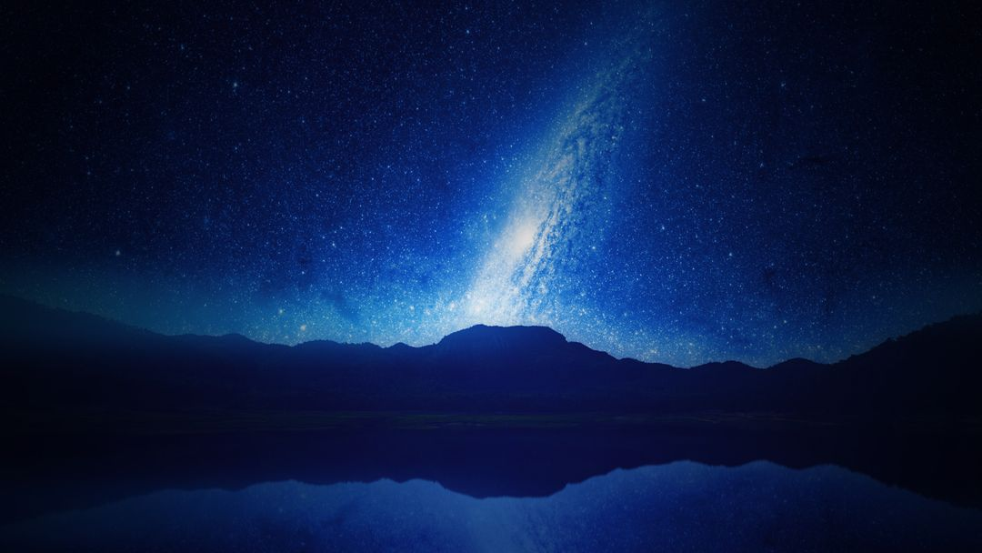 Image of the Sky by Night