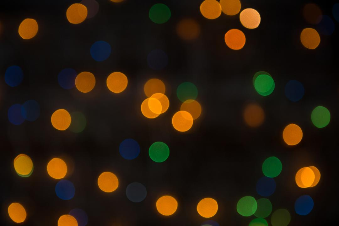 Close-up of lighting during christmas time