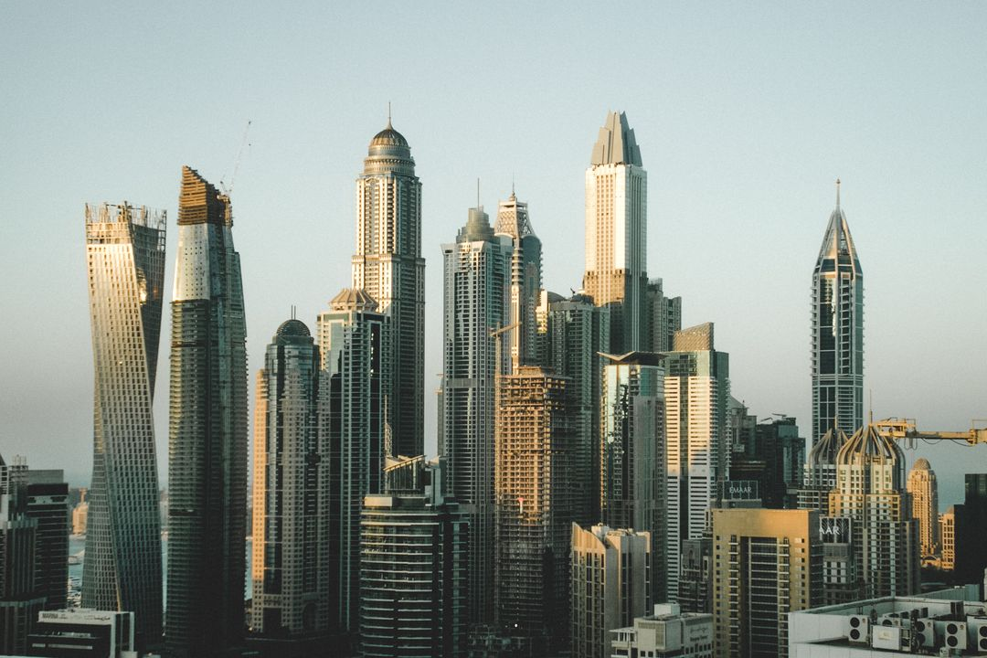 City Architecture Skyline