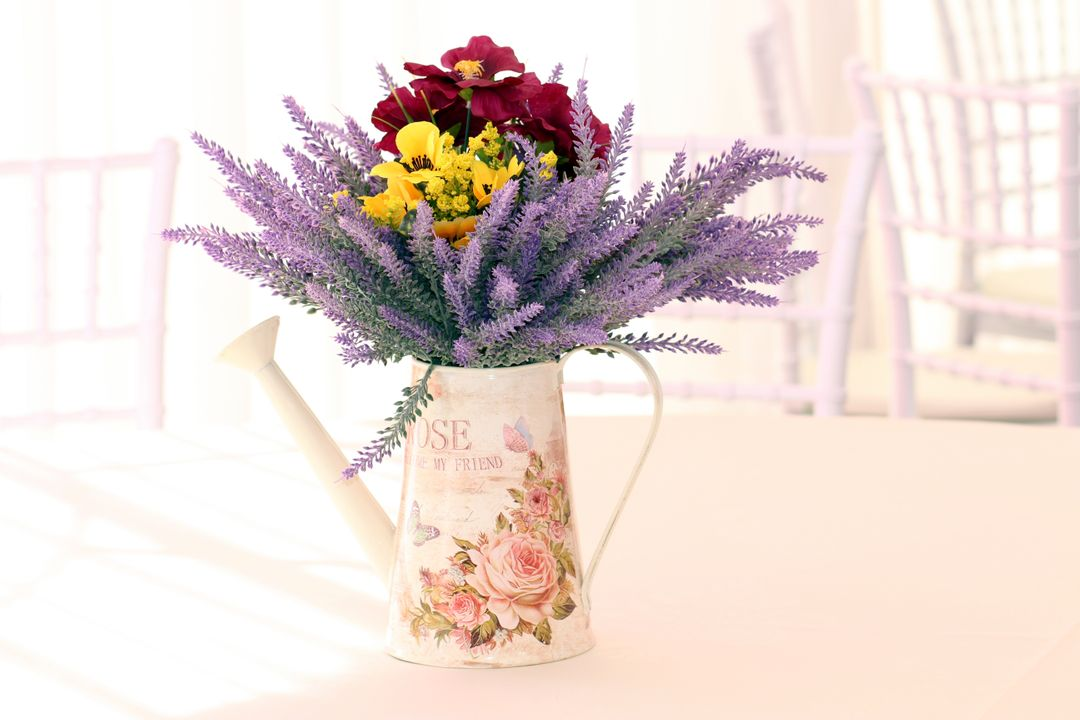 Beauty decoration flowers lavender Free Stock Images from PikWizard