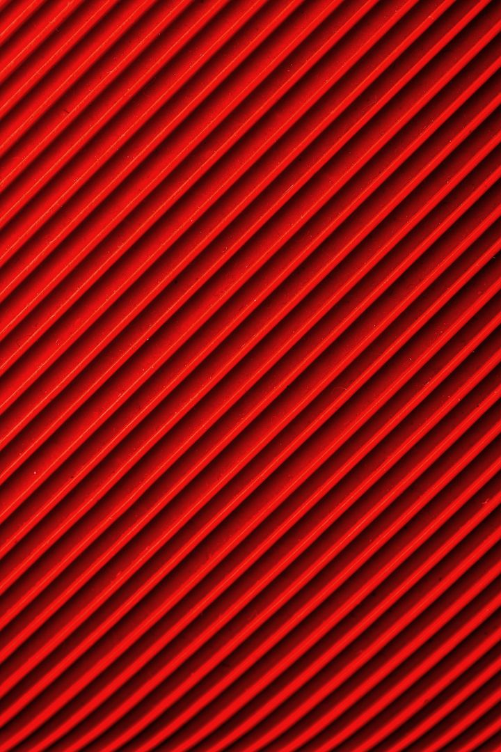Striped red pattern