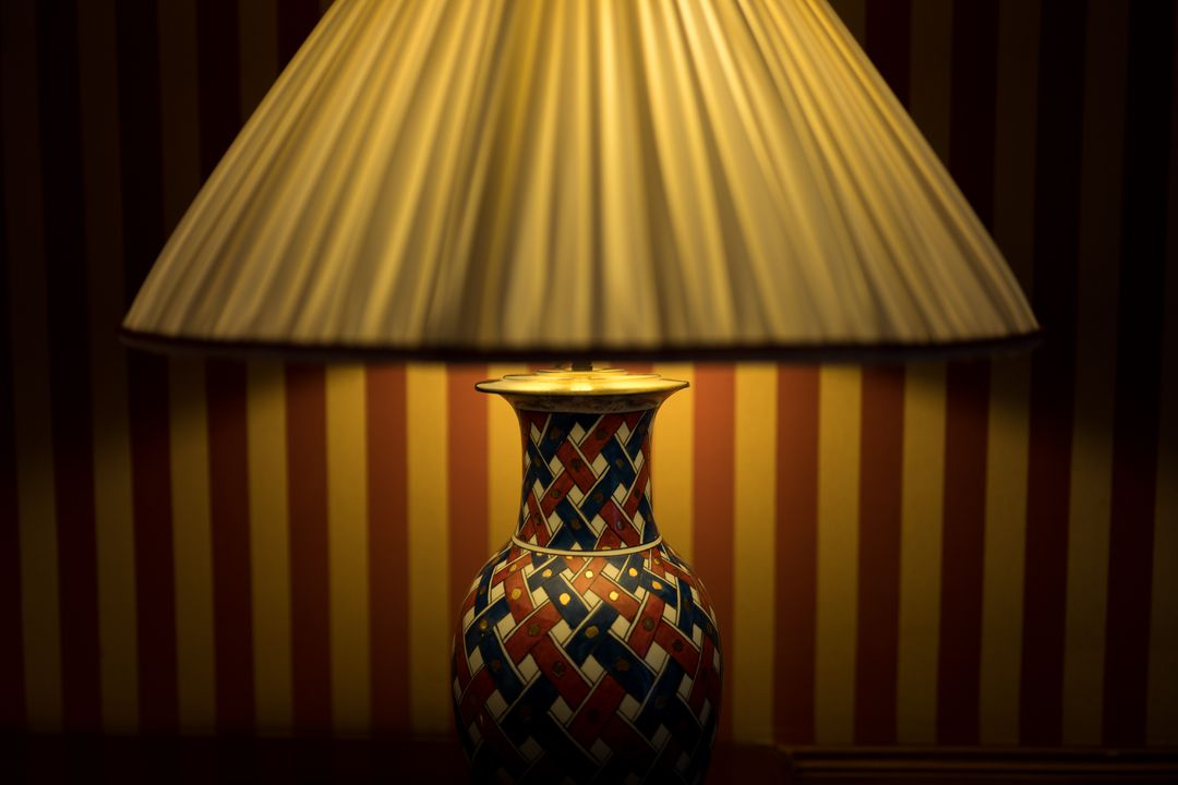 Table lamp Lamp Lampshade