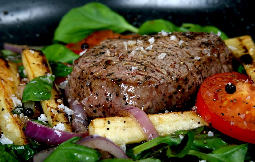 How To Start A Food Blog - Steak