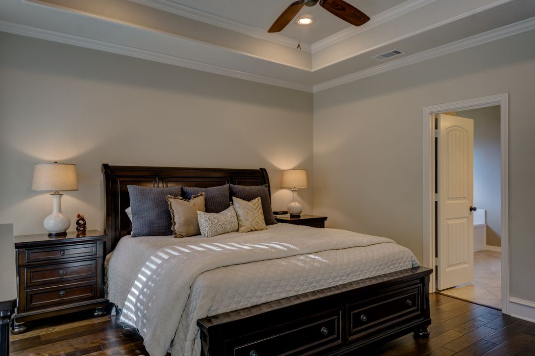 Architecture bed bedroom design