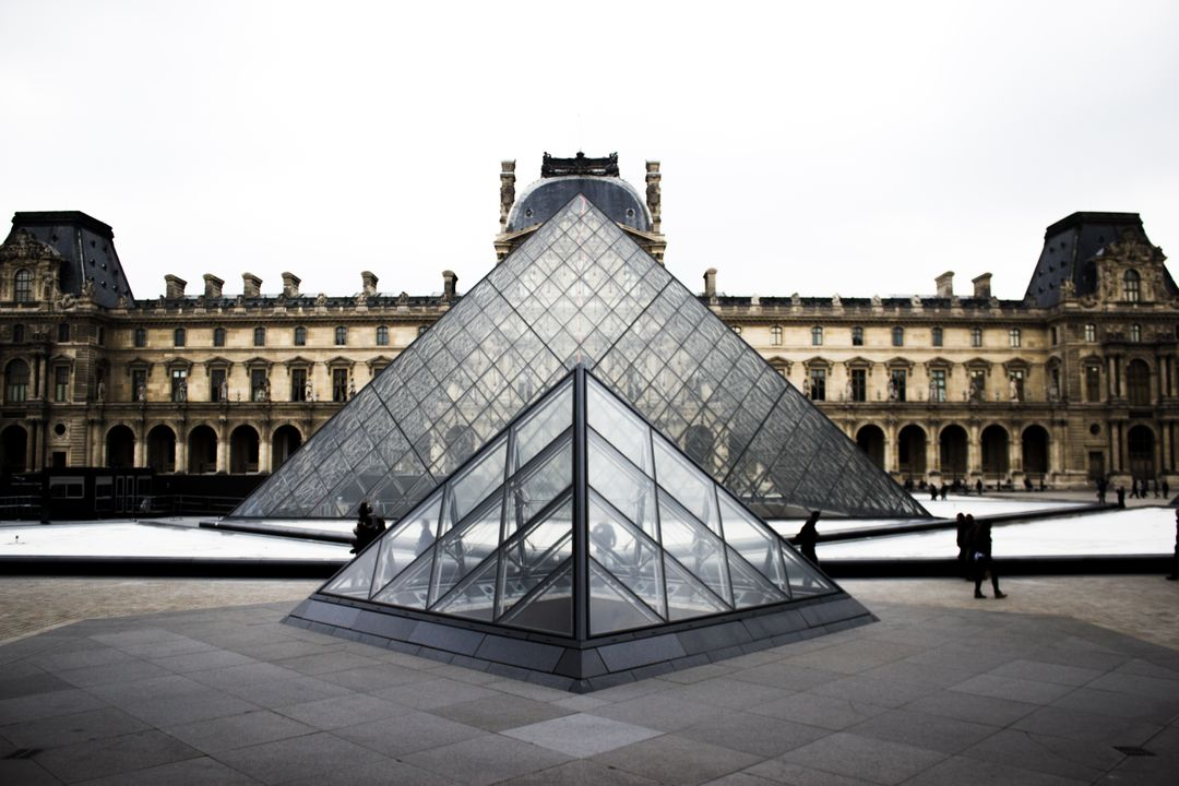 Pyramid Architecture Travel