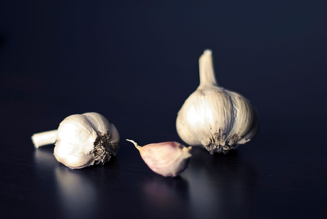 Garlic Free Stock Images from PikWizard