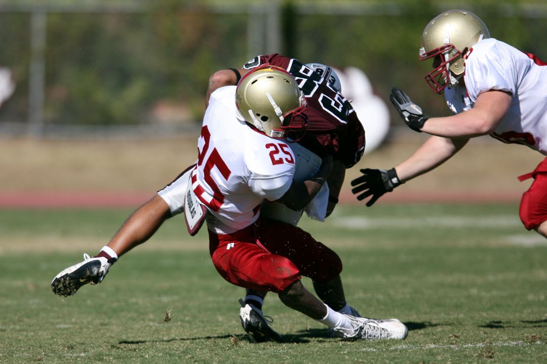 American football college football competition football