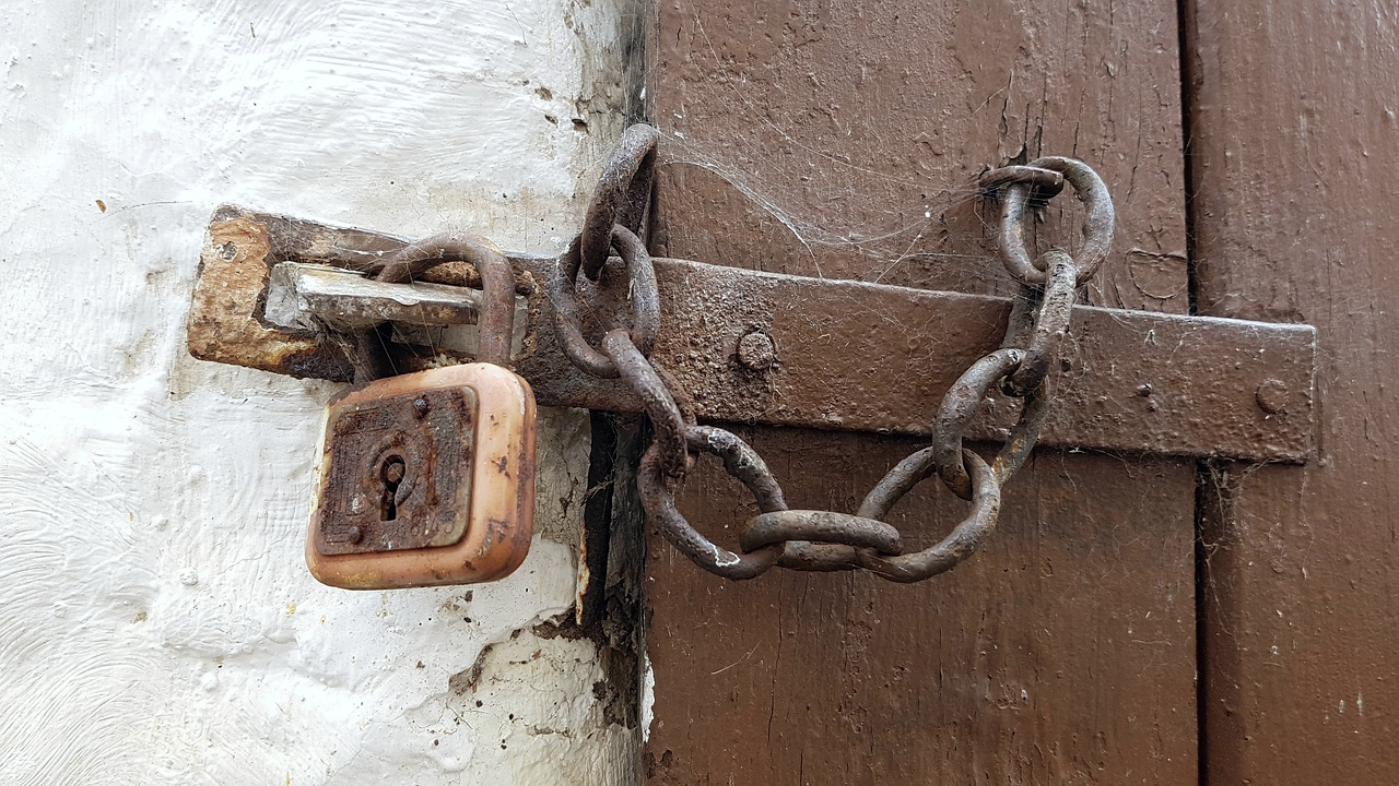 FREE padlock Stock Photos from PikWizard