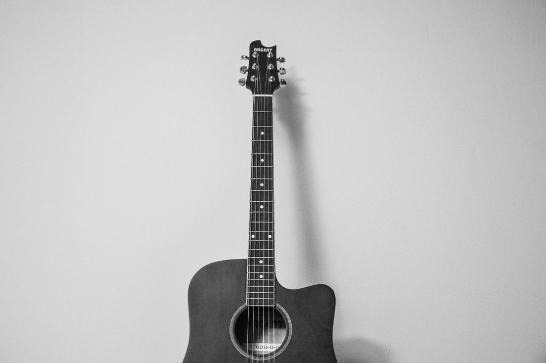 Guitar music instrument