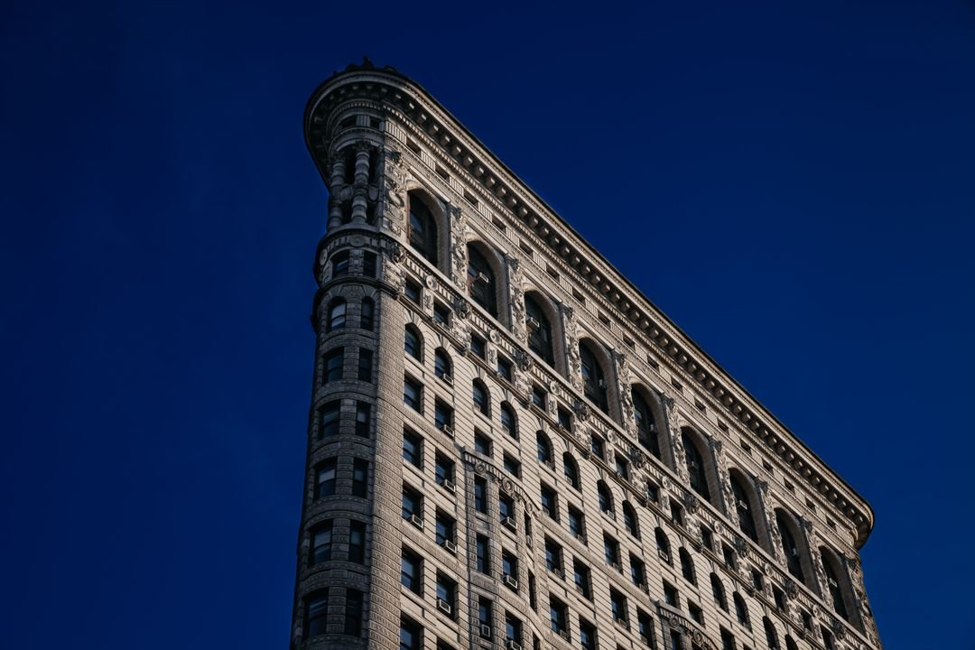 Flatiron Building New York NYC