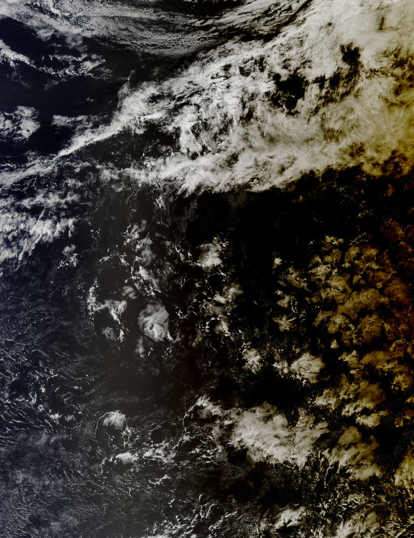"During a total solar eclipse, the MODIS instrument on NASA's Aqua satellite recorded this image of the shadow of the moon over the South Pacific Ocean on March 8, 2016, at 10:05 pm EST. This total solar eclipse was the last one before an August 21, 2017, total solar eclipse that will be visible in much of the United States.  Credit: NASA/Goddard/Jeff Schmaltz/MODIS Land Rapid Response Team  <b><a href=""http://www.nasa.gov/audience/formedia/features/MP_Photo_Guidelines.html"" rel=""nofollow"">NASA image use policy.</a></b>  <b><a href=""http://www.nasa.gov/centers/goddard/home/index.html"" rel=""nofollow"">NASA Goddard Space Flight Center</a></b> enables NASA's mission through four scientific endeavors: Earth Science, Heliophysics, Solar System Exploration, and Astrophysics. Goddard plays a leading role in NASA's accomplishments by contributing compelling scientific knowledge to advance the Agency's mission.  <b>Follow us on <a href=""http://twitter.com/NASAGoddardPix"" rel=""nofollow"">Twitter</a></b>  <b>Like us on <a href=""http://www.facebook.com/pages/Greenbelt-MD/NASA-Goddard/395013845897?ref=tsd"" rel=""nofollow"">Facebook</a></b>  <b>Find us on <a href=""http://instagrid.me/nasagoddard/?vm=grid"" rel=""nofollow"">Instagram</a></b>"