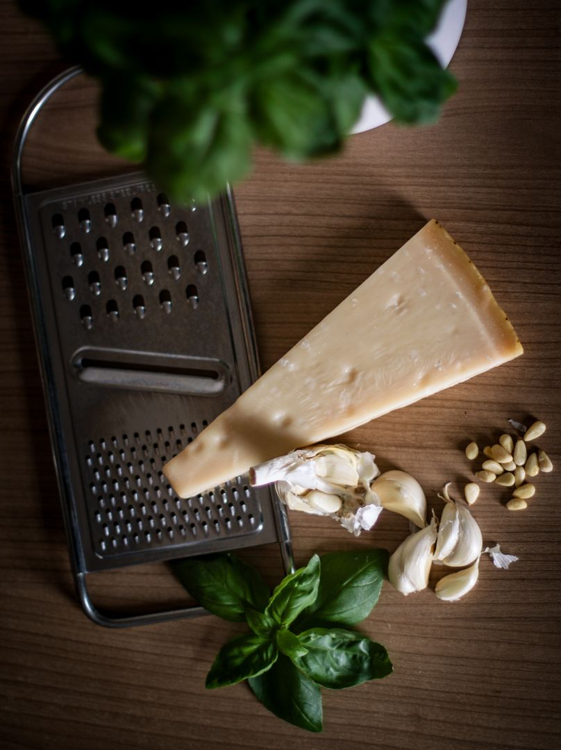 How To Start A Food Blog - cheese grater