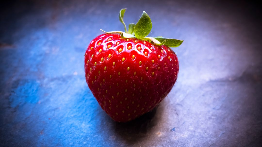 Berry Strawberry Fruit