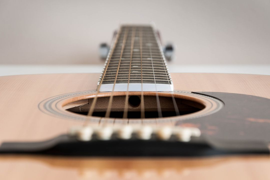 Guitar Stringed instrument Acoustic guitar