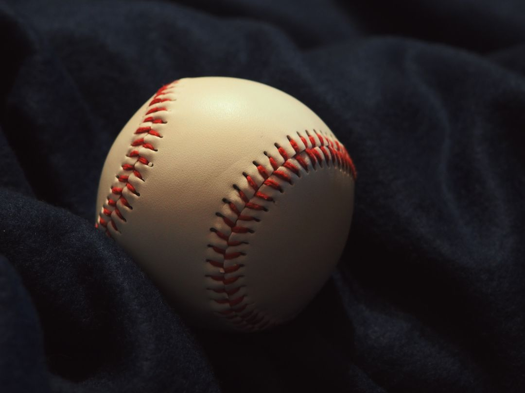 Sport ball baseball play