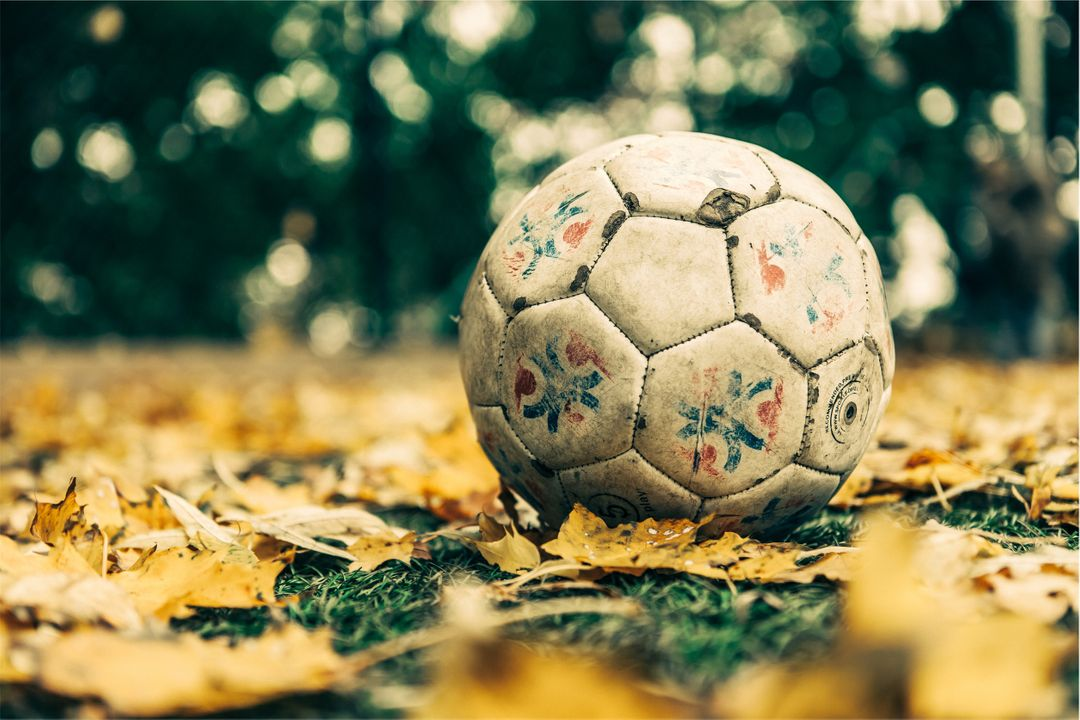 Soccer ball sports