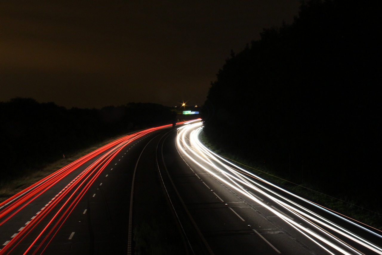 FREE expressway Stock Photos from PikWizard