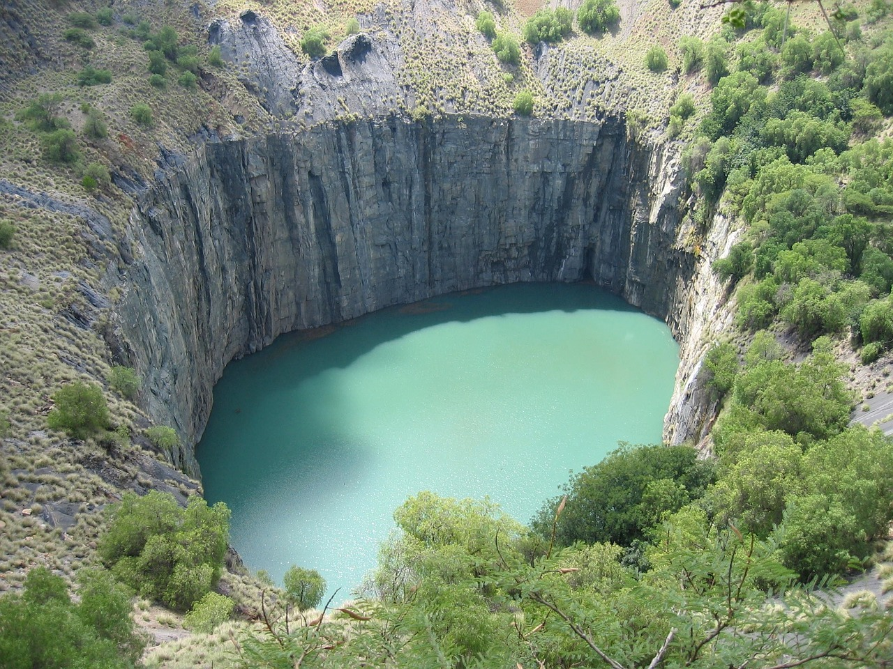 FREE crater Stock Photos from PikWizard