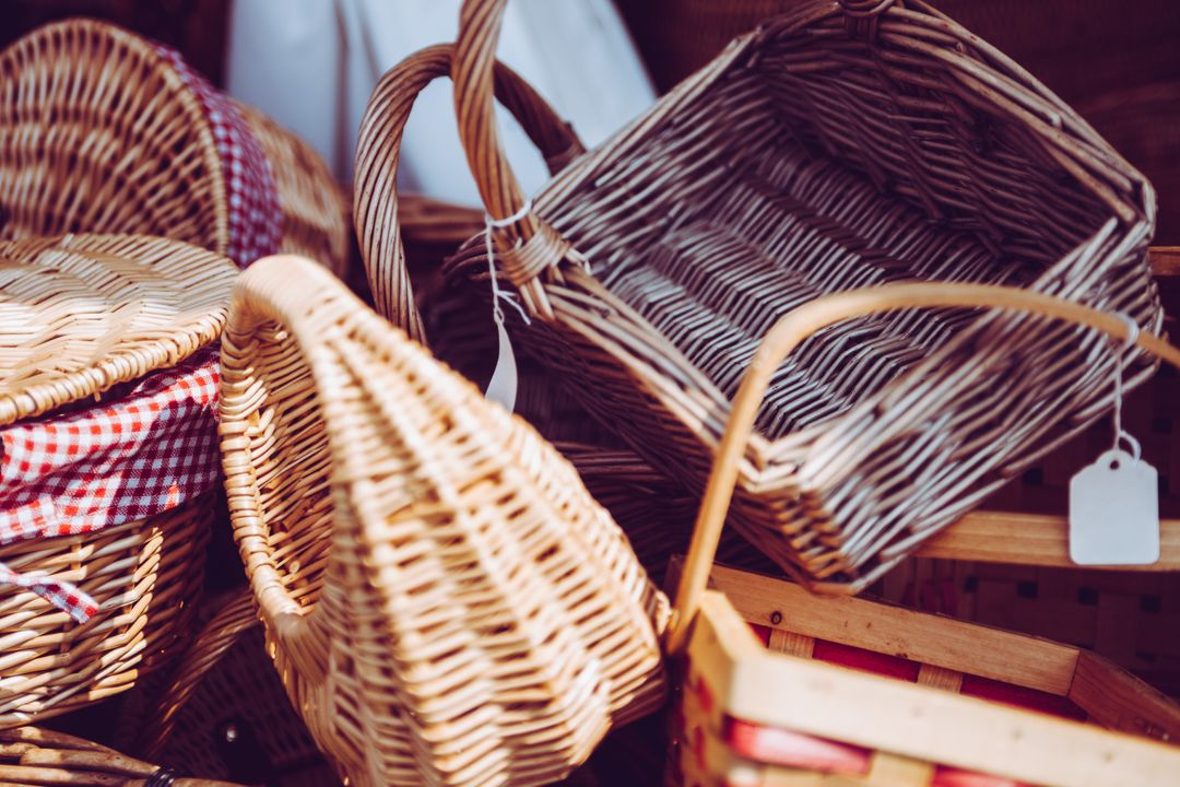 Basket Wicker Container