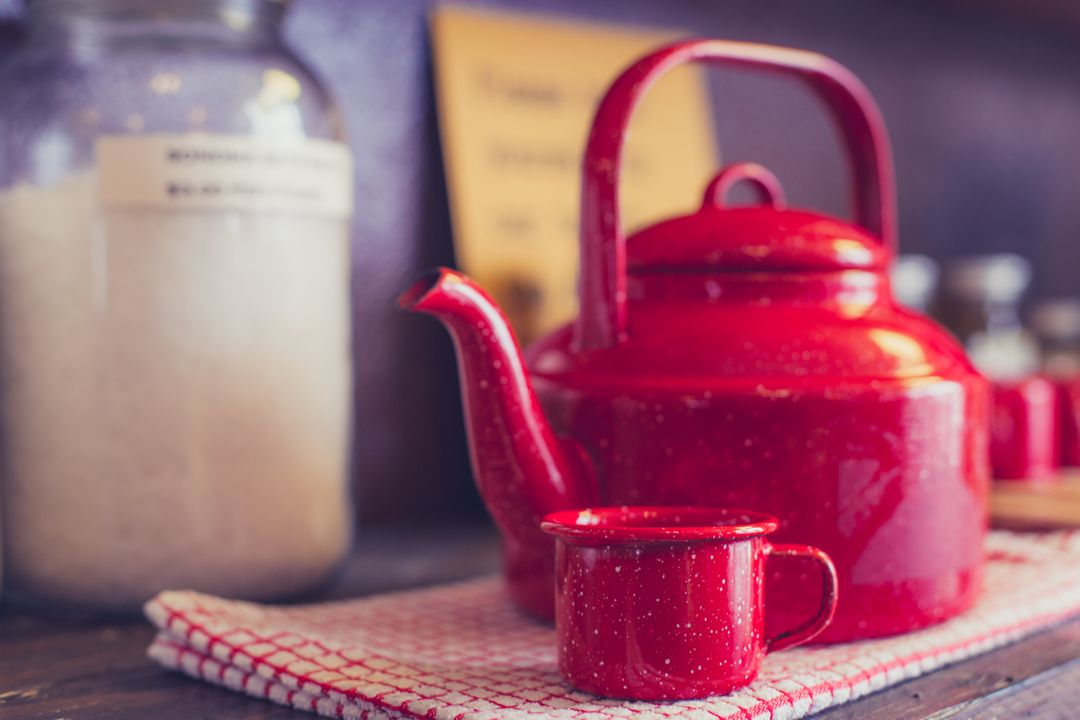 Pot Teapot Tea