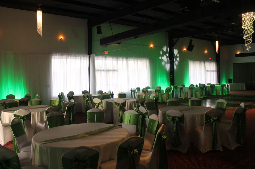 Restaurant Building Interior