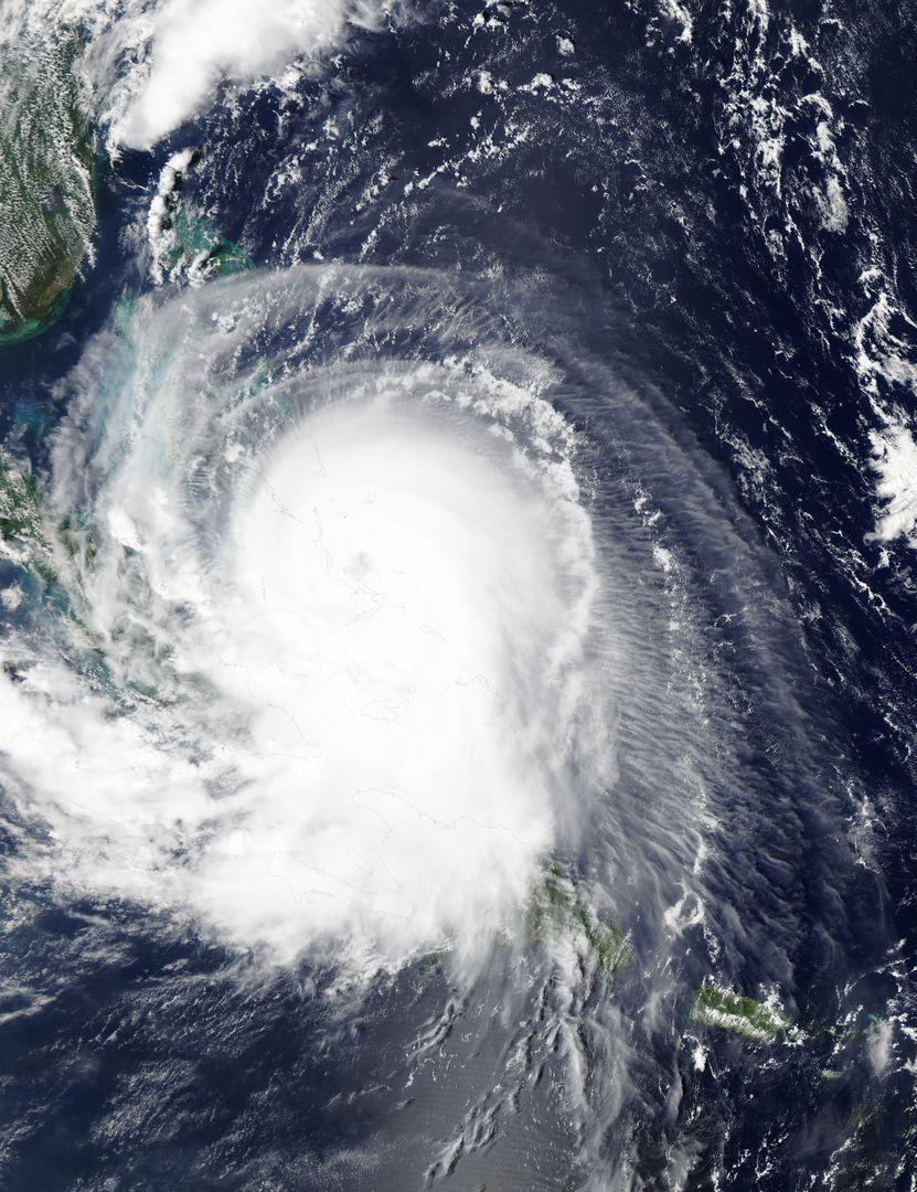 "NASA's Aqua satellite captured this image of Hurricane Joaquin over the Bahamas on Oct. 1 at 17:55 UTC (1:55 p.m. EDT).  Recently upgraded to Category 4, Hurricane Joaquin has maximum sustained winds of 130 mph which may grow stronger.  Credit: NASA Goddard MODIS Rapid Response Team  <b><a href=""http://www.nasa.gov/audience/formedia/features/MP_Photo_Guidelines.html"" rel=""nofollow"">NASA image use policy.</a></b>  <b><a href=""http://www.nasa.gov/centers/goddard/home/index.html"" rel=""nofollow"">NASA Goddard Space Flight Center</a></b> enables NASA's mission through four scientific endeavors: Earth Science, Heliophysics, Solar System Exploration, and Astrophysics. Goddard plays a leading role in NASA's accomplishments by contributing compelling scientific knowledge to advance the Agency's mission.  <b>Follow us on <a href=""http://twitter.com/NASAGoddardPix"" rel=""nofollow"">Twitter</a></b>  <b>Like us on <a href=""http://www.facebook.com/pages/Greenbelt-MD/NASA-Goddard/395013845897?ref=tsd"" rel=""nofollow"">Facebook</a></b>  <b>Find us on <a href=""http://instagrid.me/nasagoddard/?vm=grid"" rel=""nofollow"">Instagram</a></b>"