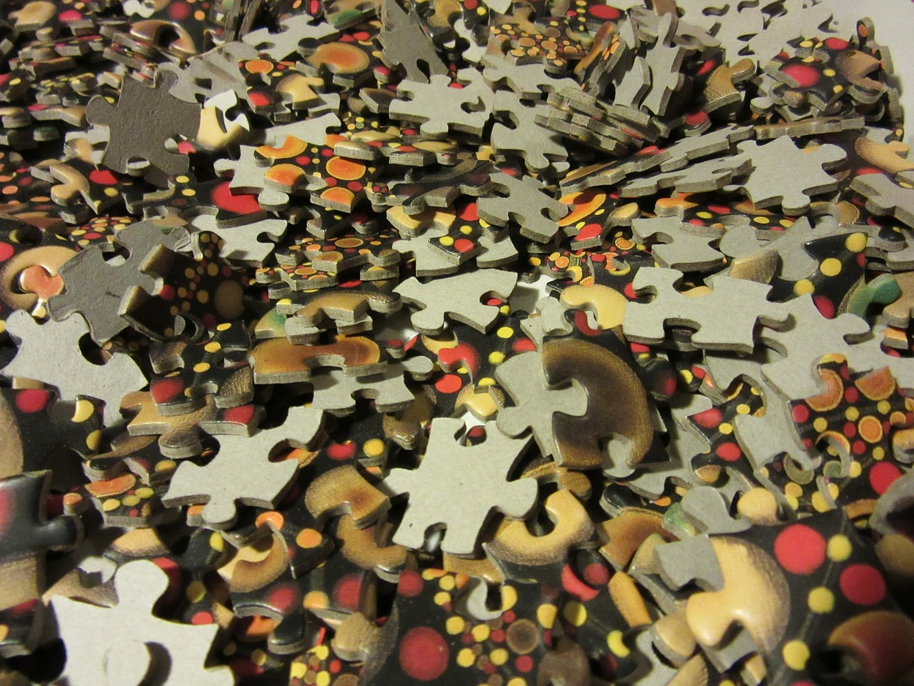 FREE puzzle Stock Photos from PikWizard