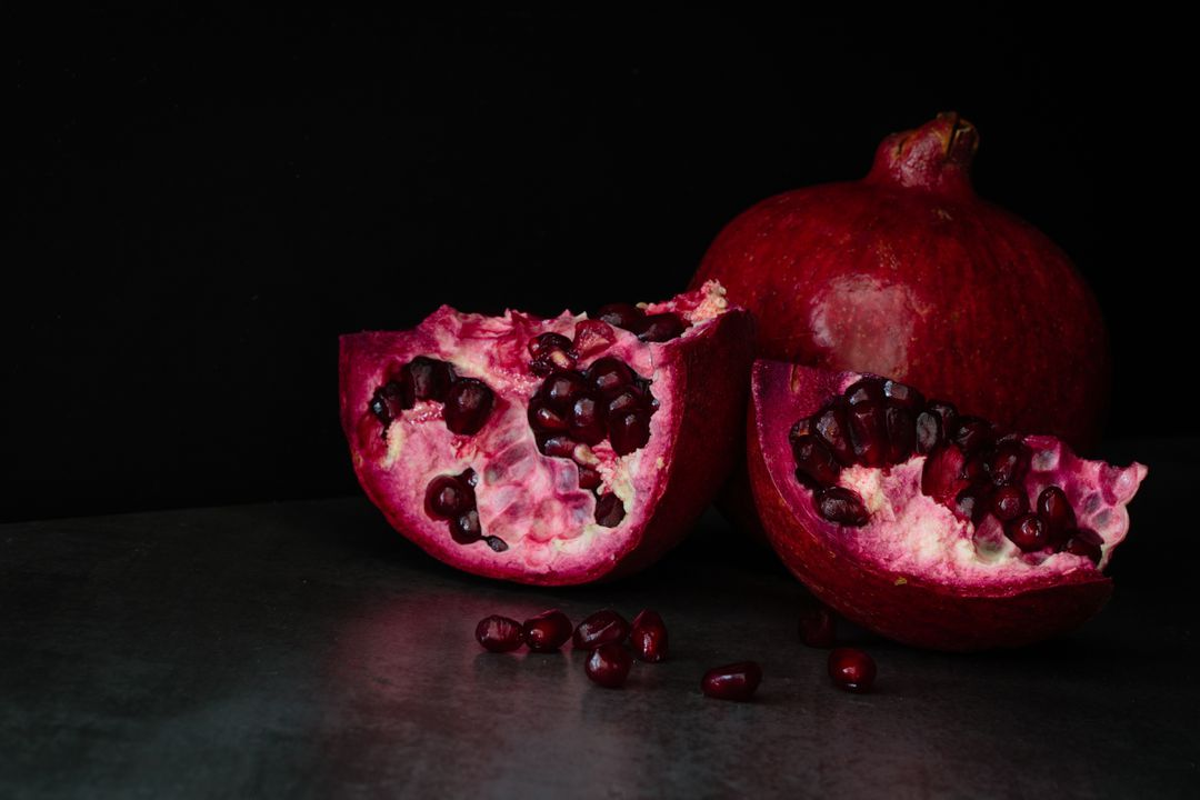 Produce Pomegranate Fruit