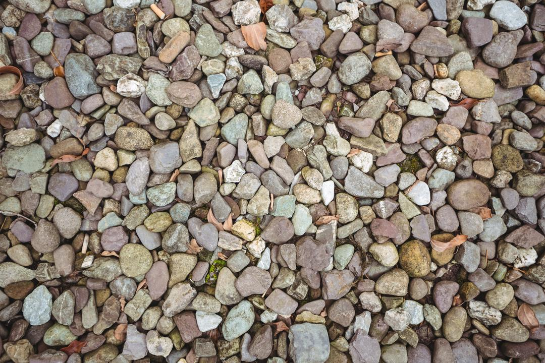Close-up of gravel background, full frame Free Stock Images from PikWizard
