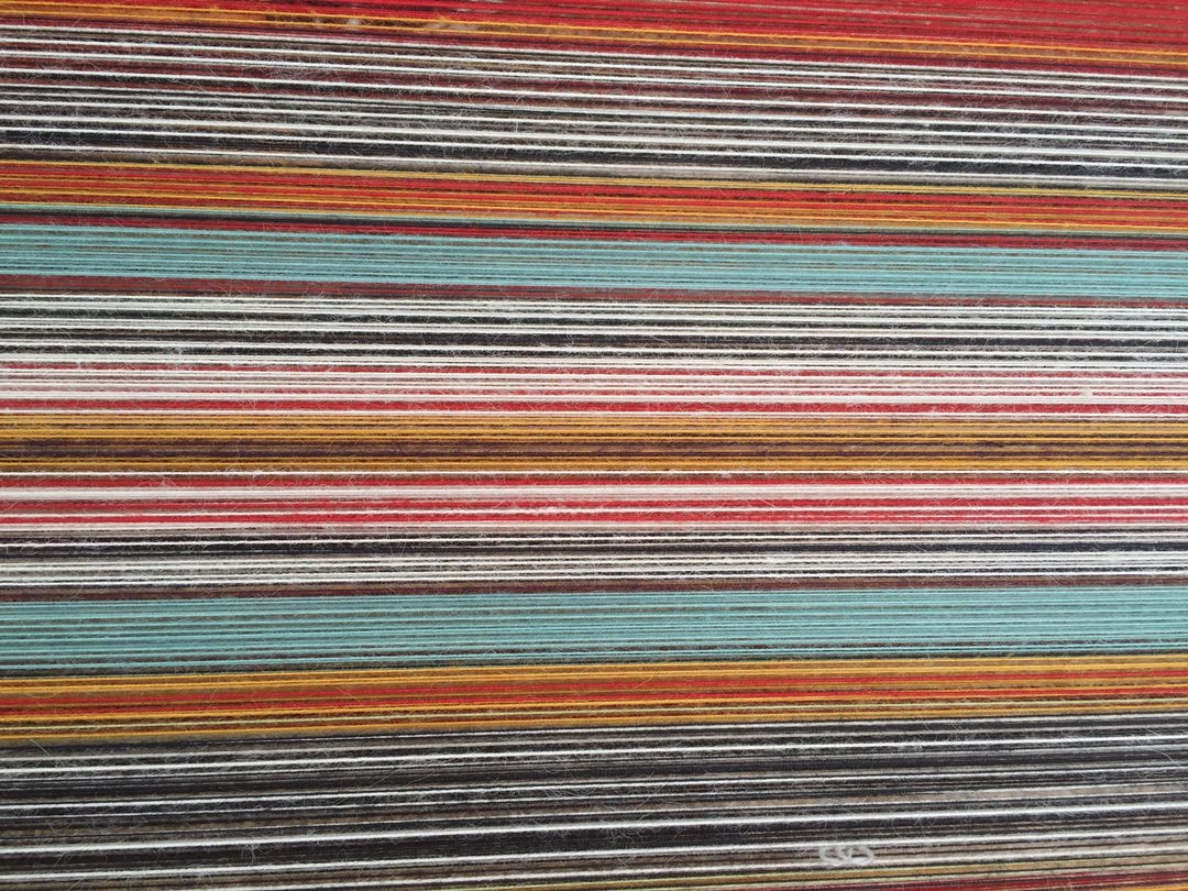 Simple multicoloured line pattern background