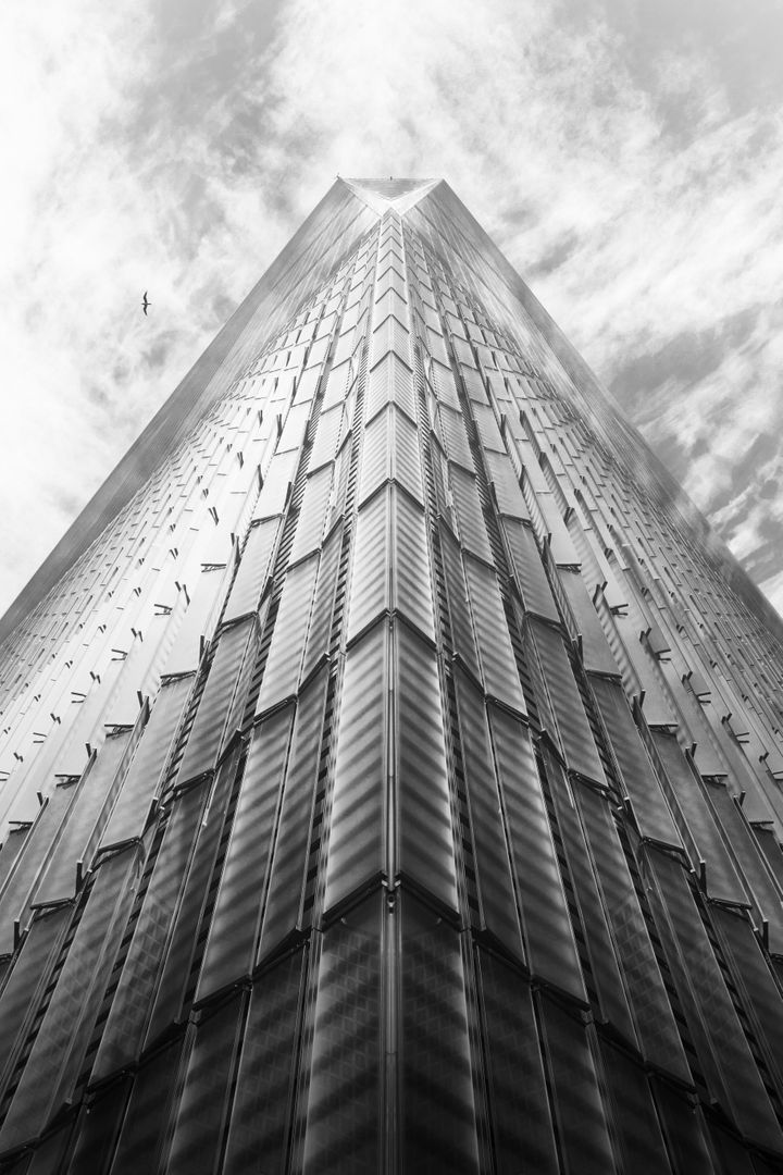 Building Skyscraper Architecture