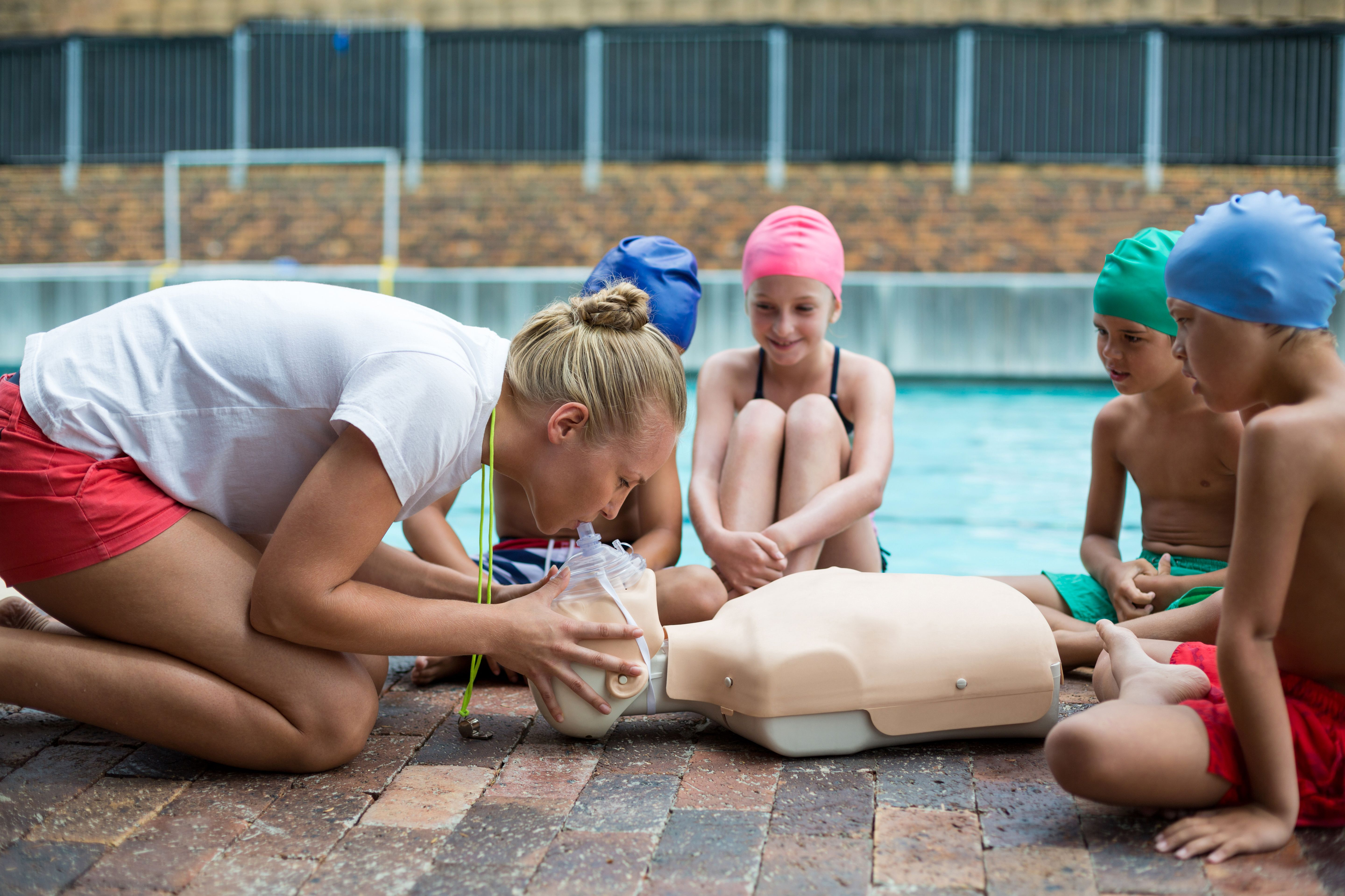 How to Become a Lifeguard - Training, Certification & Jobs