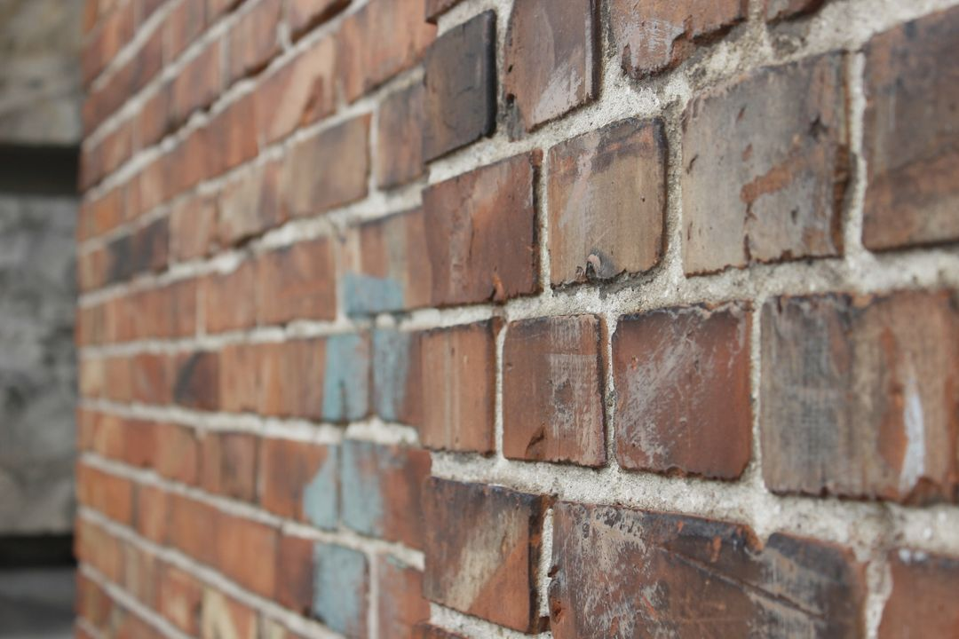 Brick Wall Building material
