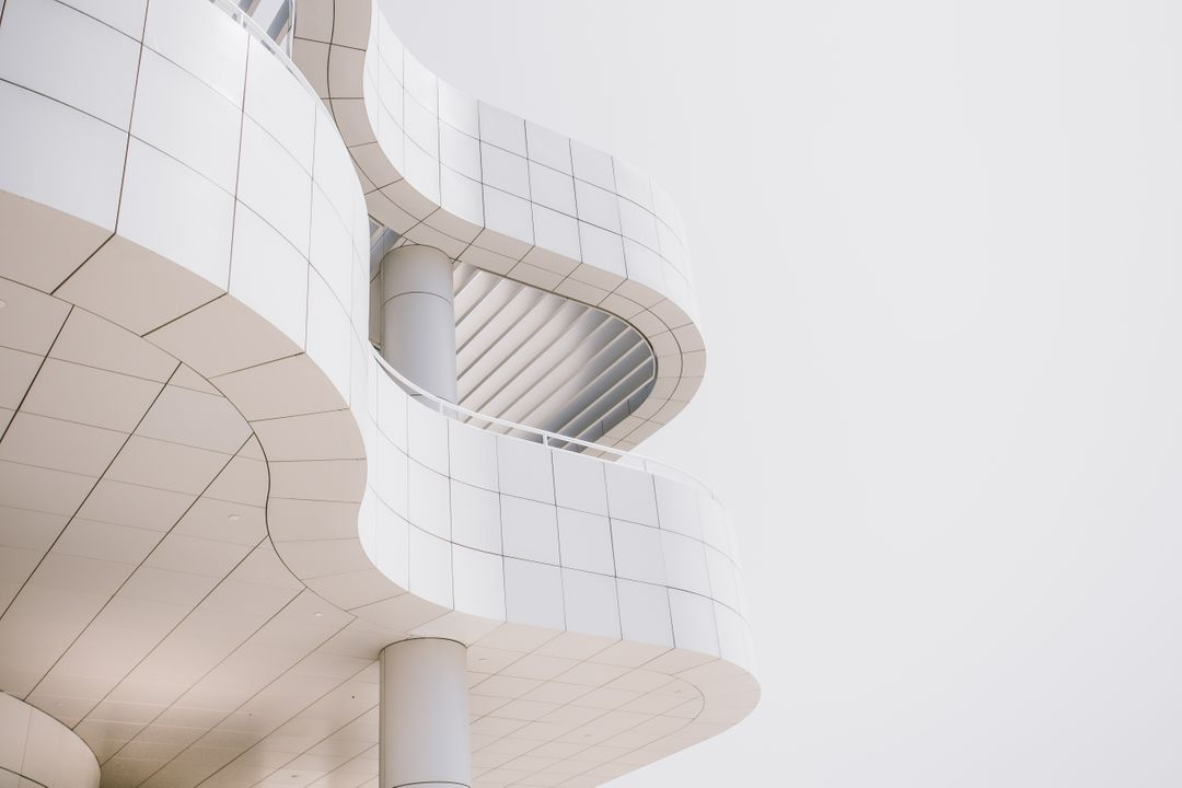 Abstract architectural architecture art