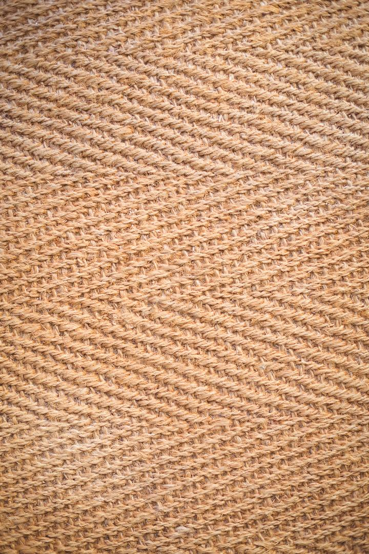 Close-up of brown herringbone fabric Free Stock Images from PikWizard