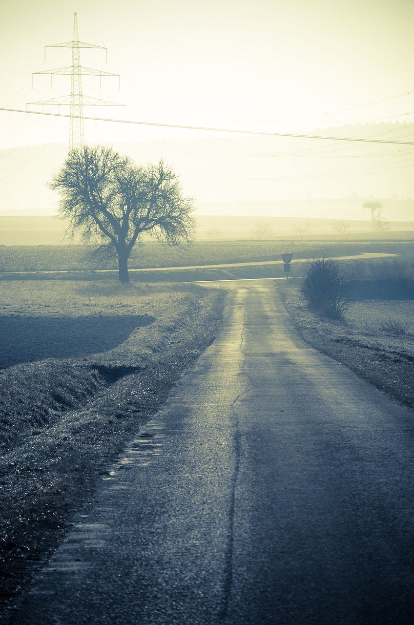 FREE road Stock Photos from PikWizard