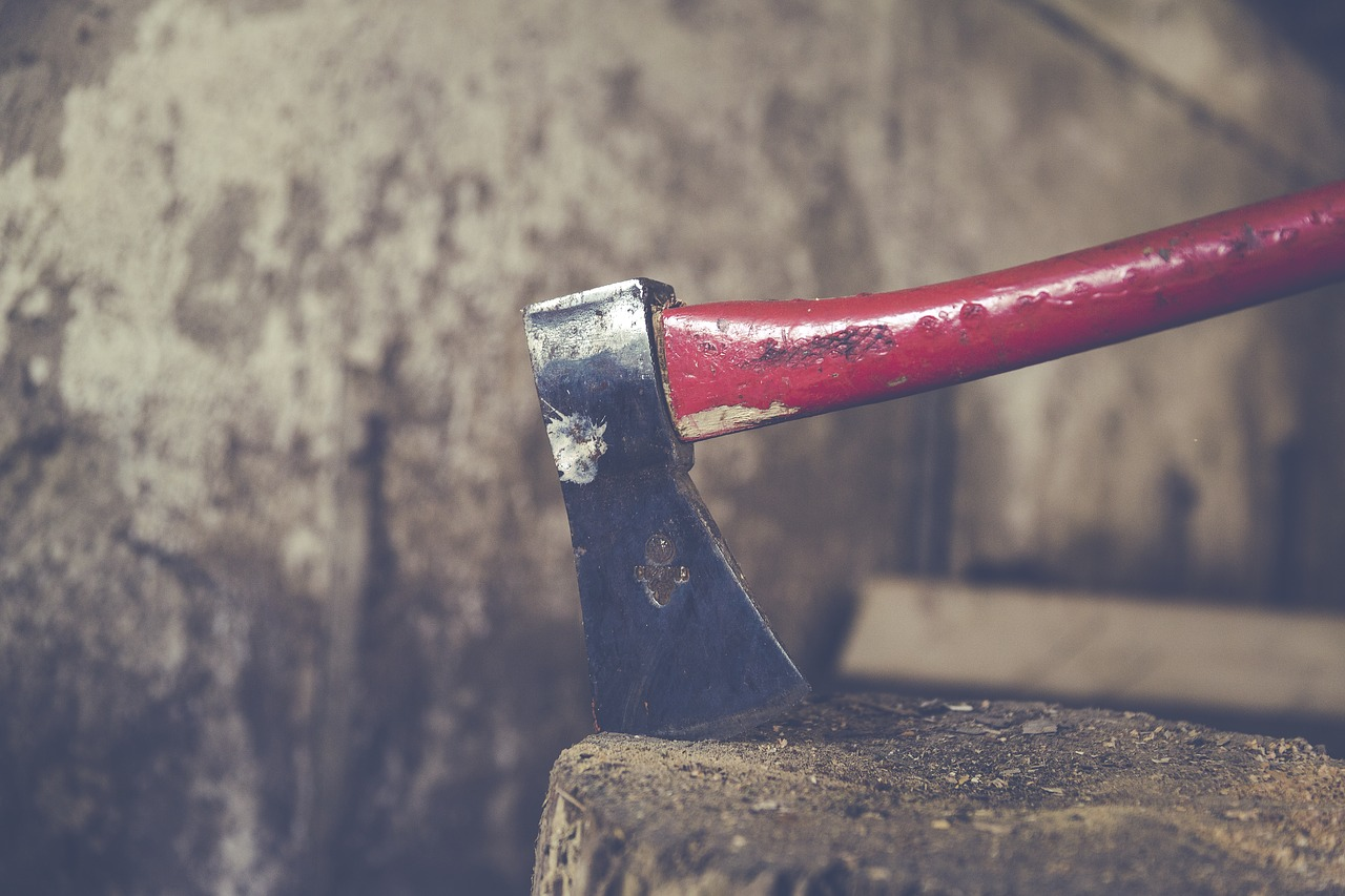 FREE hatchet Stock Photos from PikWizard