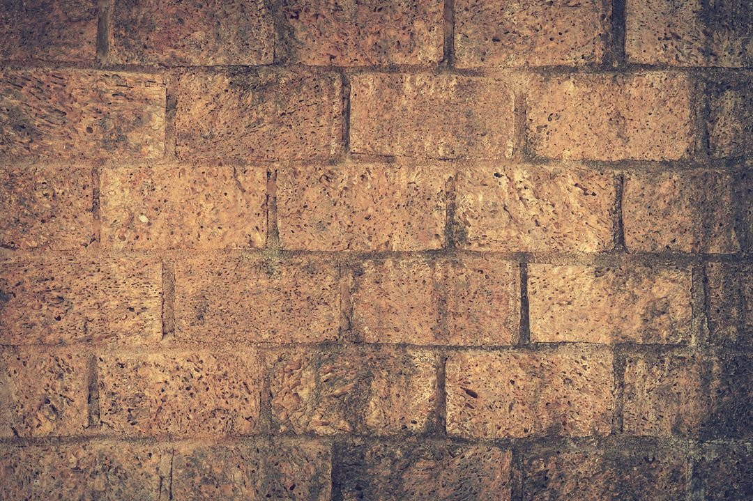 Brown and Black Brick Wall Close Up Shot Photography Free Stock Images from PikWizard