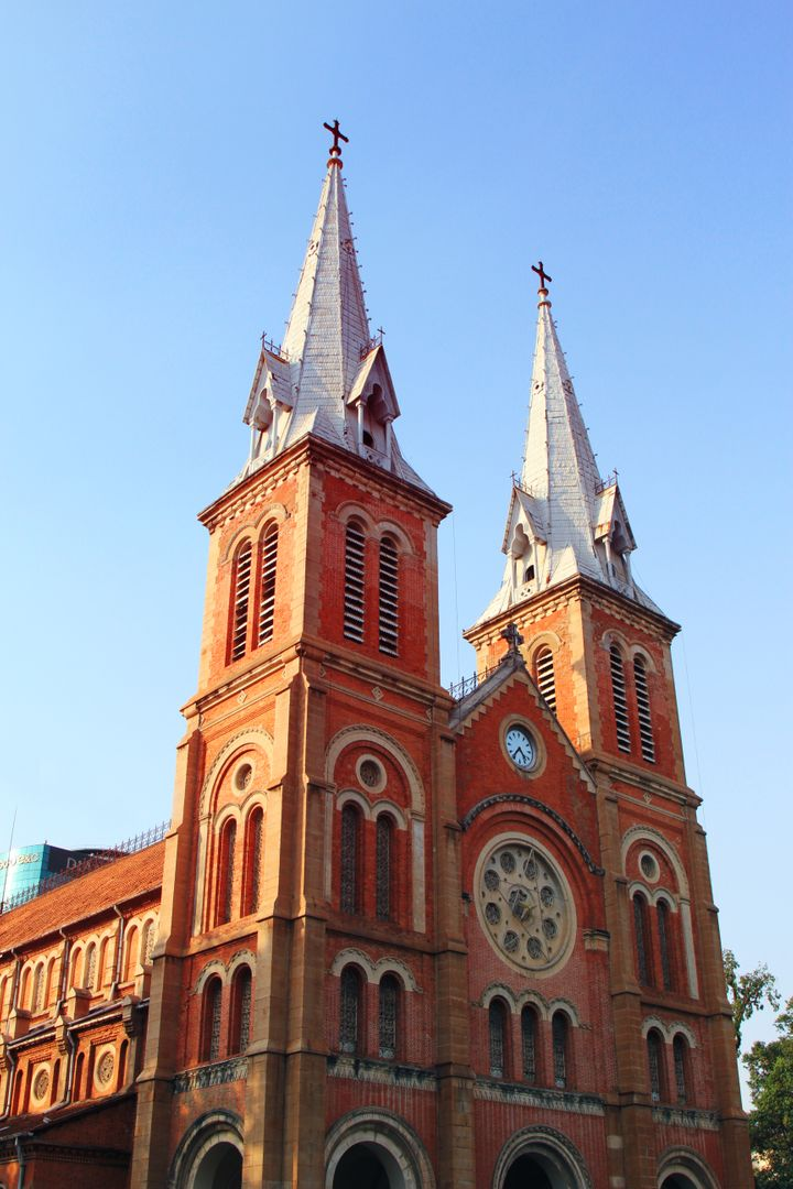 Church Cathedral Building