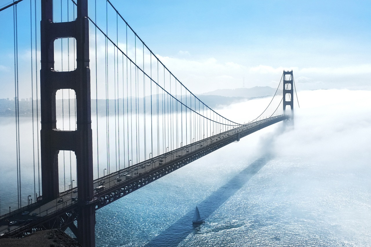 FREE bridge Stock Photos from PikWizard