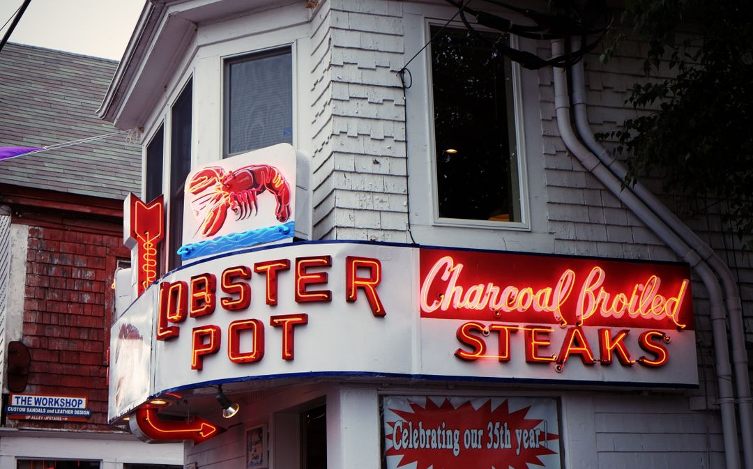 Image of a Seafood Restaurant