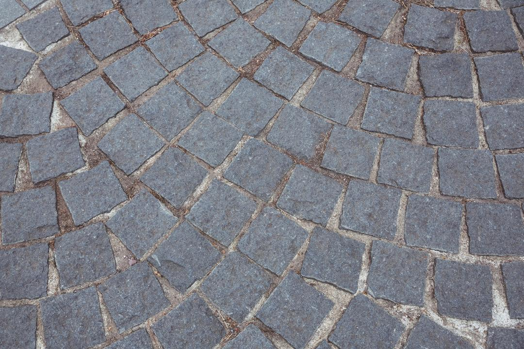 Cobble stone road background, full frame Free Stock Images from PikWizard