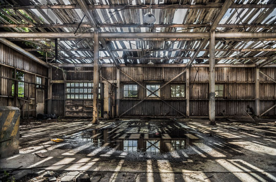 Derelict Warehouse