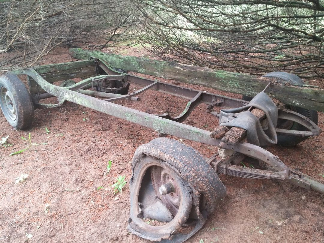 Skeleton Plow Tool