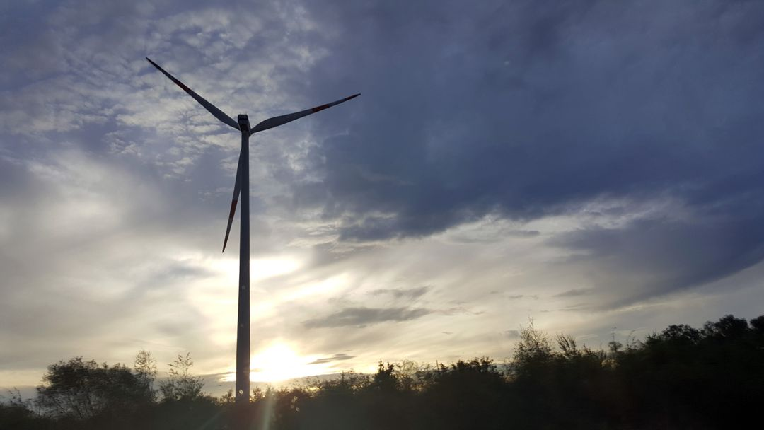 Turbine Electricity Wind