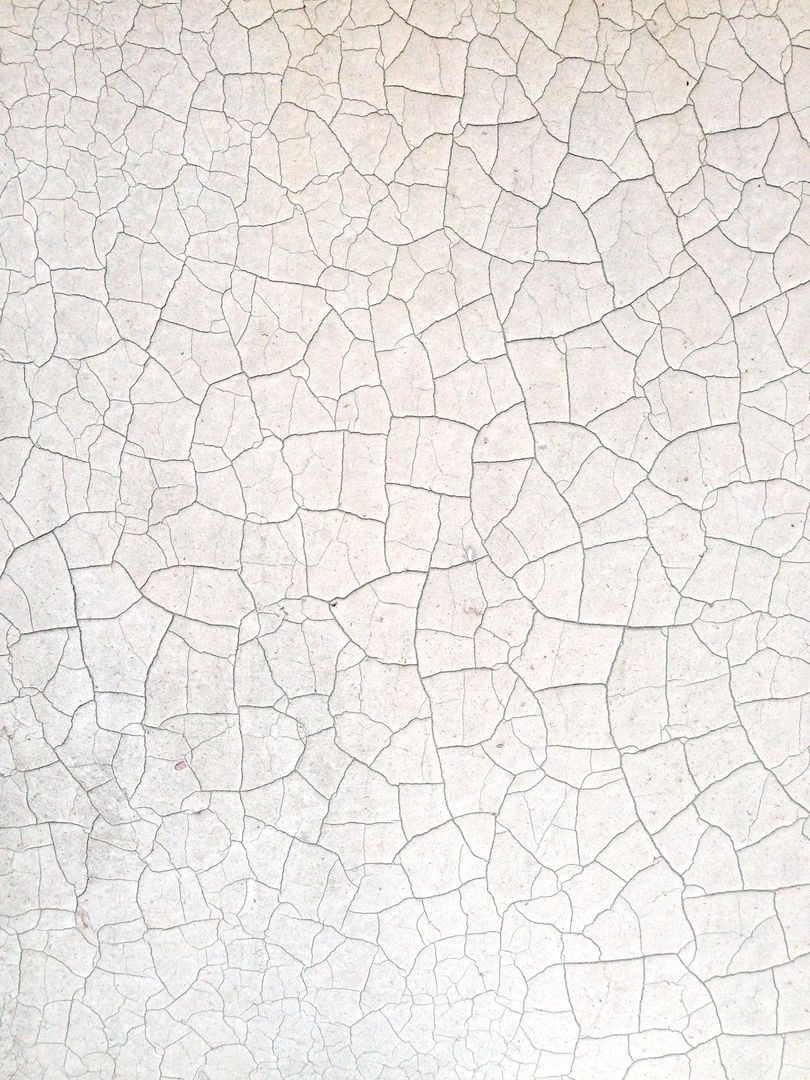 Image of a Cracked White Background